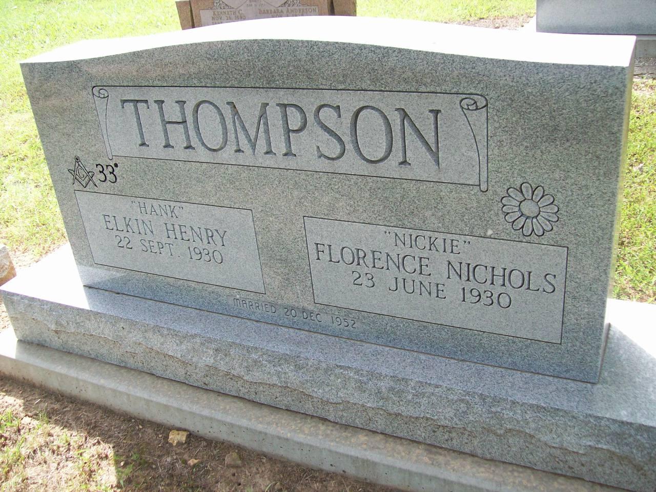Florence Thompson