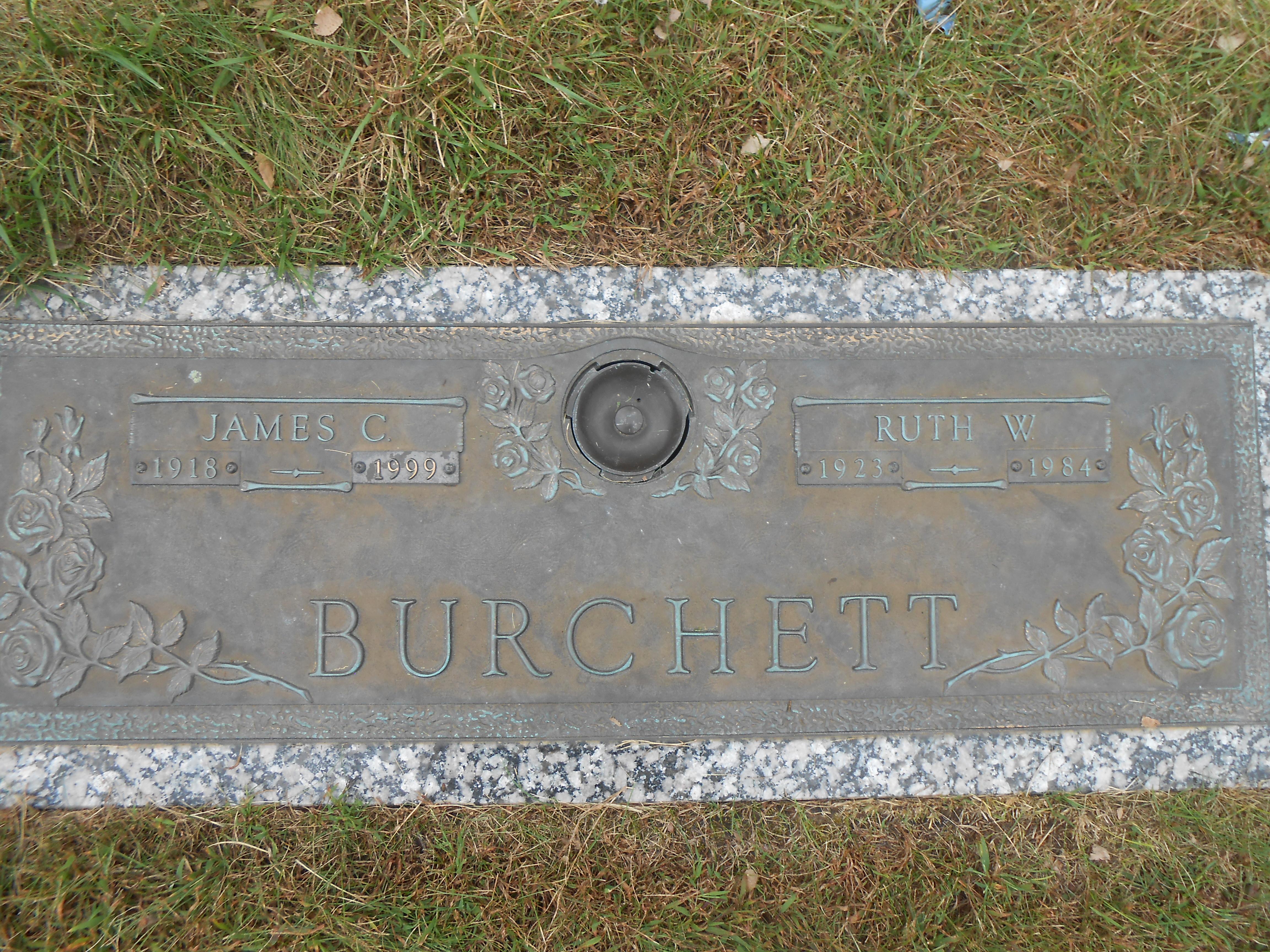 Ruth W. <i>Conway</i> Burchett