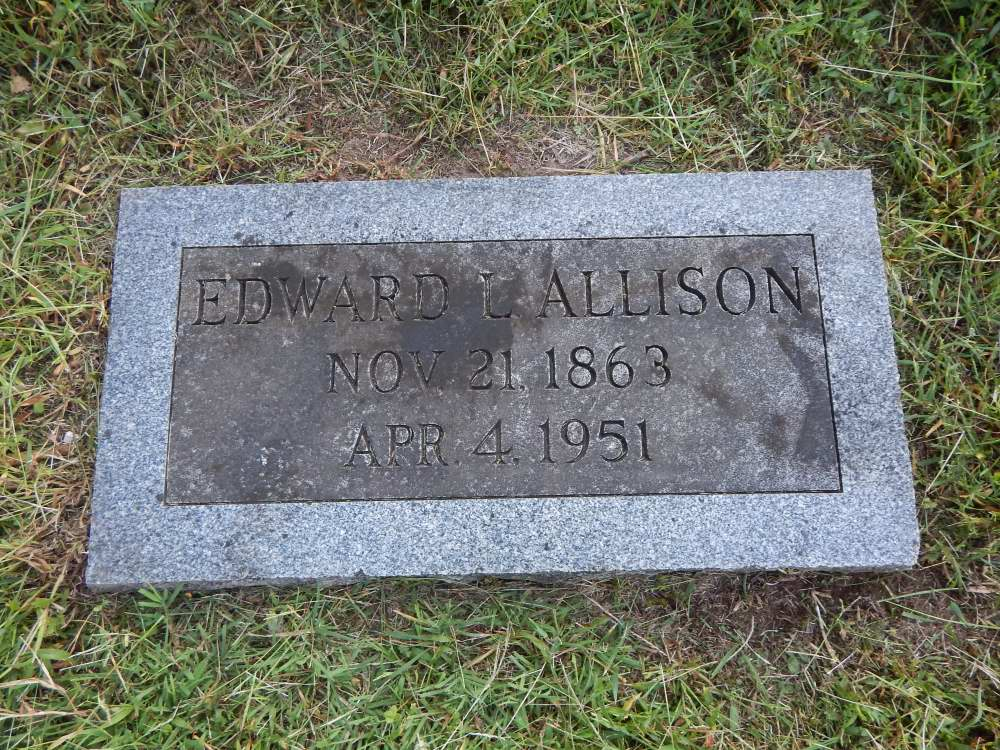 Edward Lee Allison