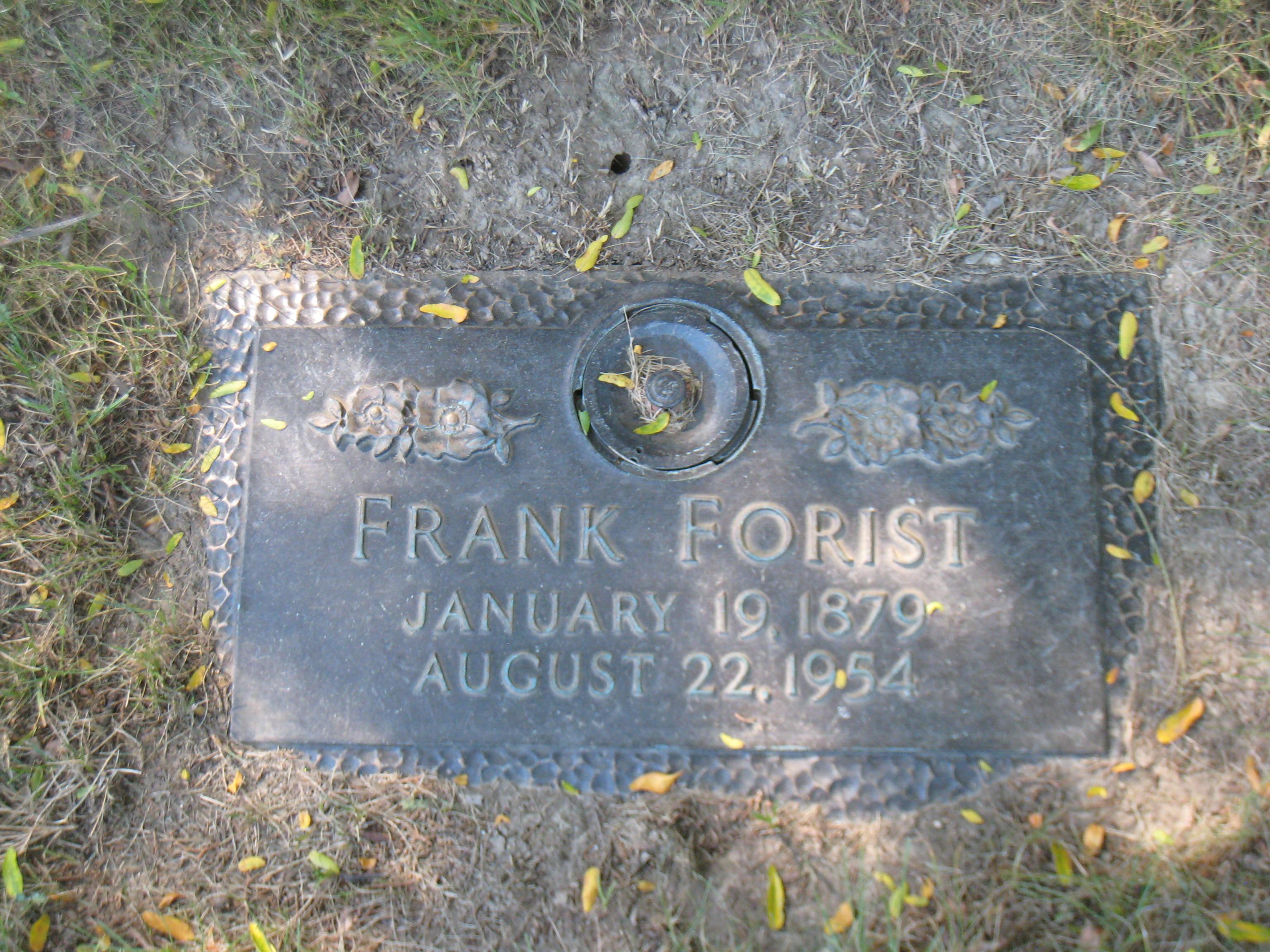 Frank Forist