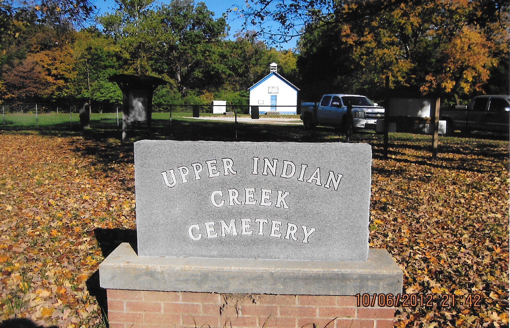 Upper Indian Creek Cemetery In Viburnum Missouri Find A Grave Cemetery