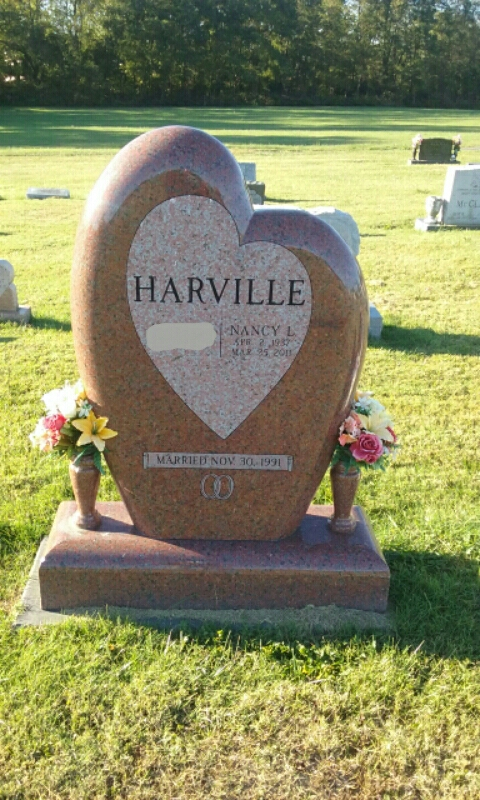 Nancy Lee <i>Gulick</i> Harville