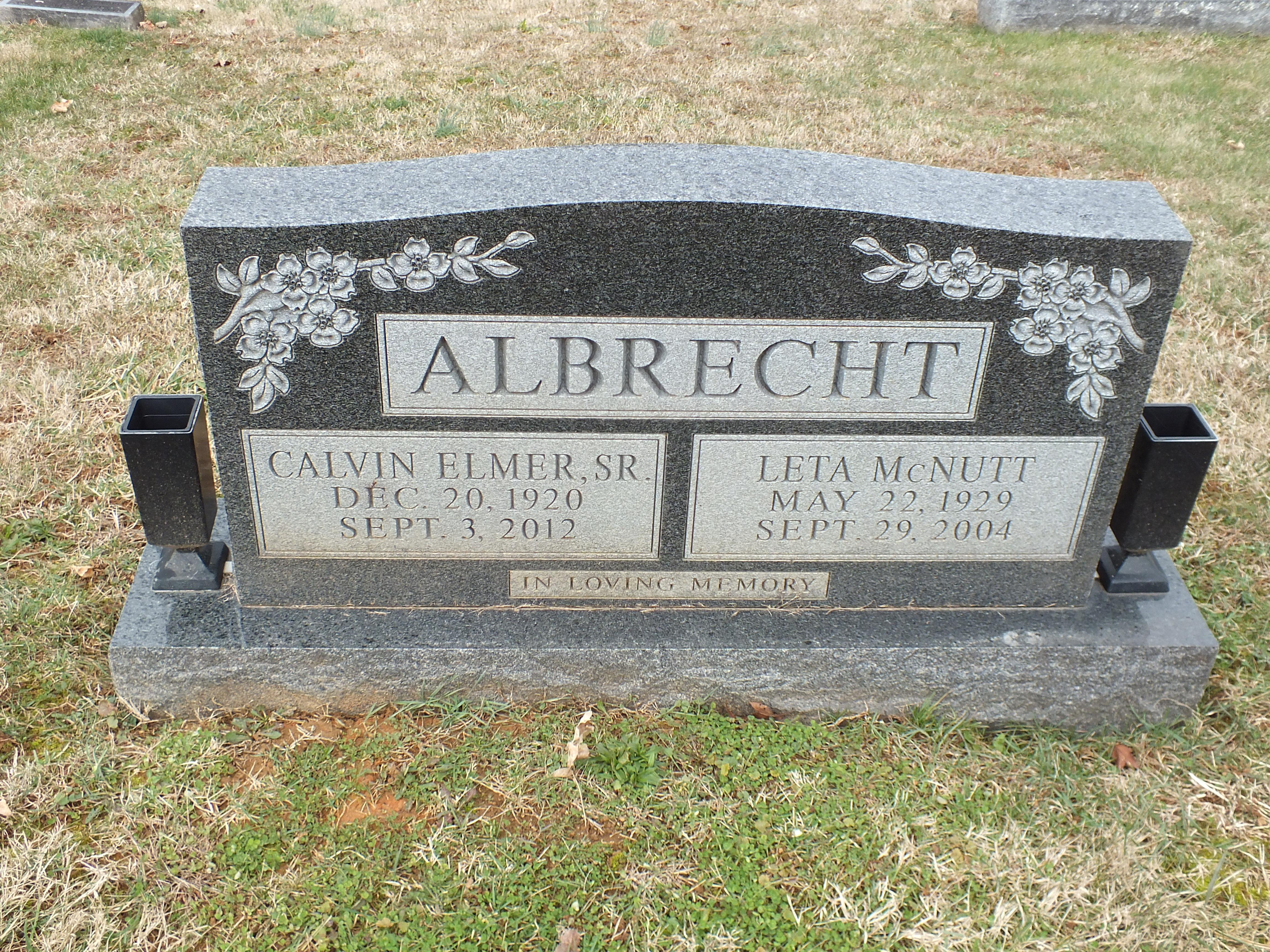 Leta <i>McNutt</i> Albrecht