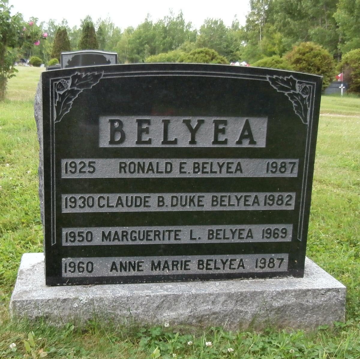 Anne Marie Belyea