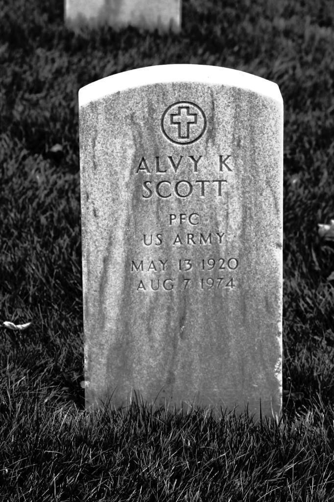 Alvy K Scott