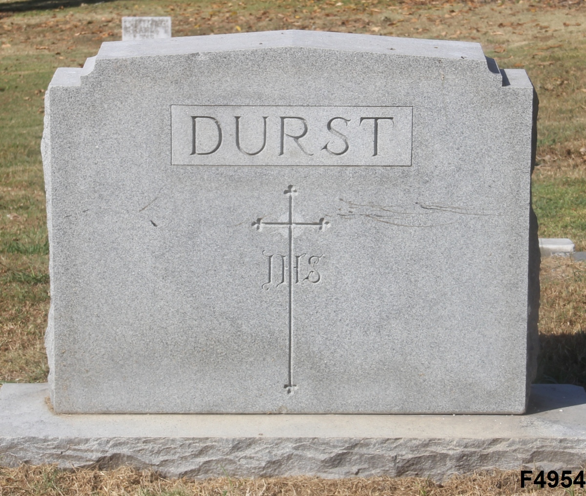 Harriet Louise <i>Low</i> Durst