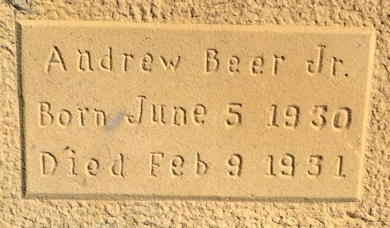 Andrew Beer, Jr