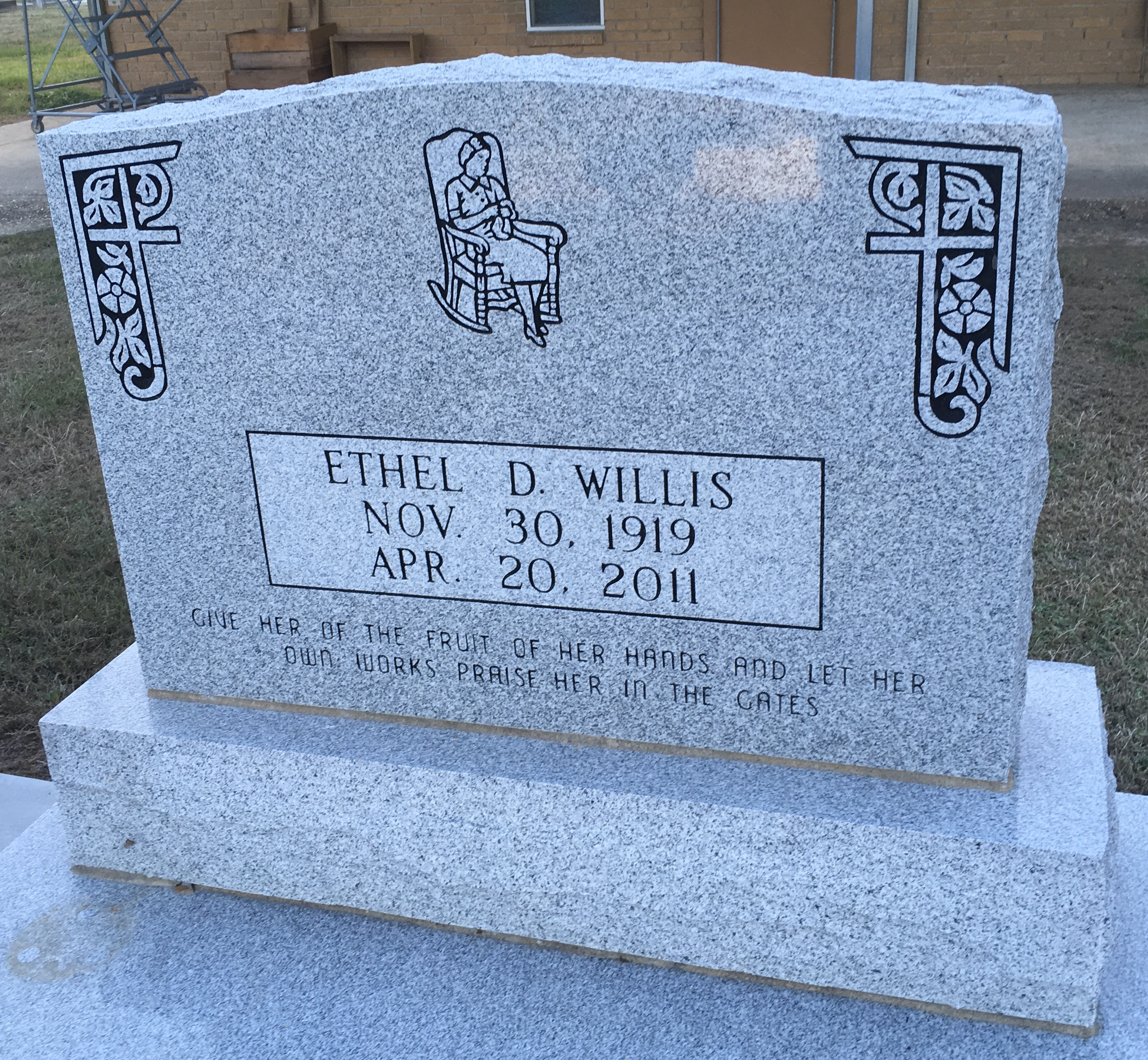 Ethel Deshotel Willis Find A Grave Memorial