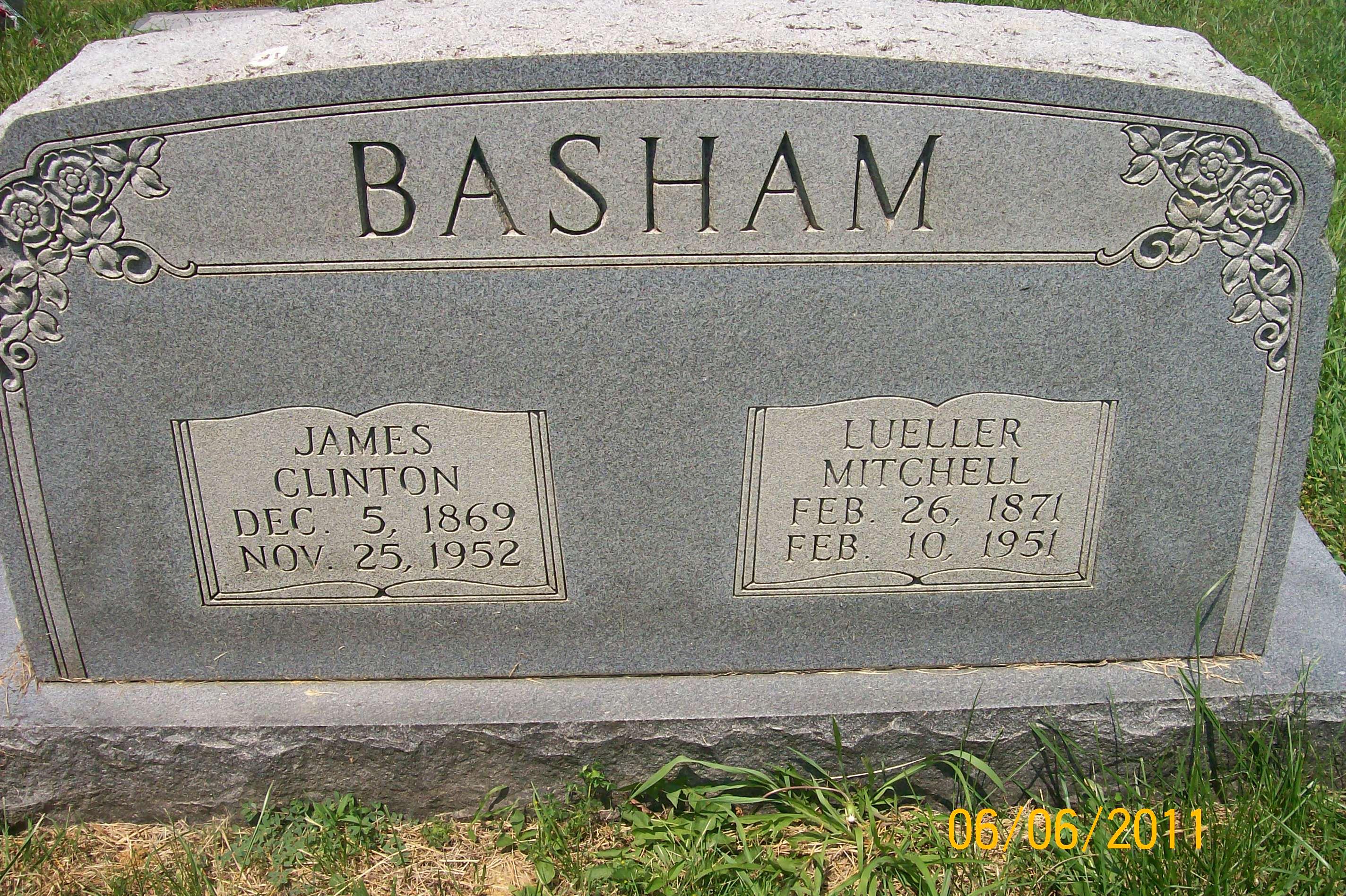 Luella <i>Mitchell</i> Basham