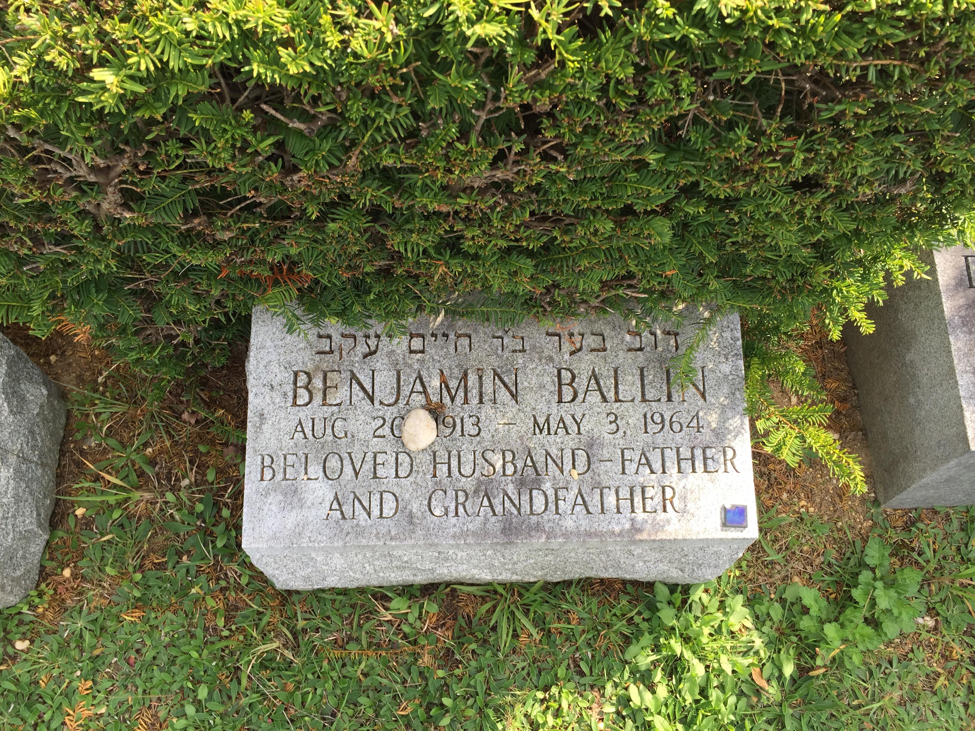 Benjamin Ballin