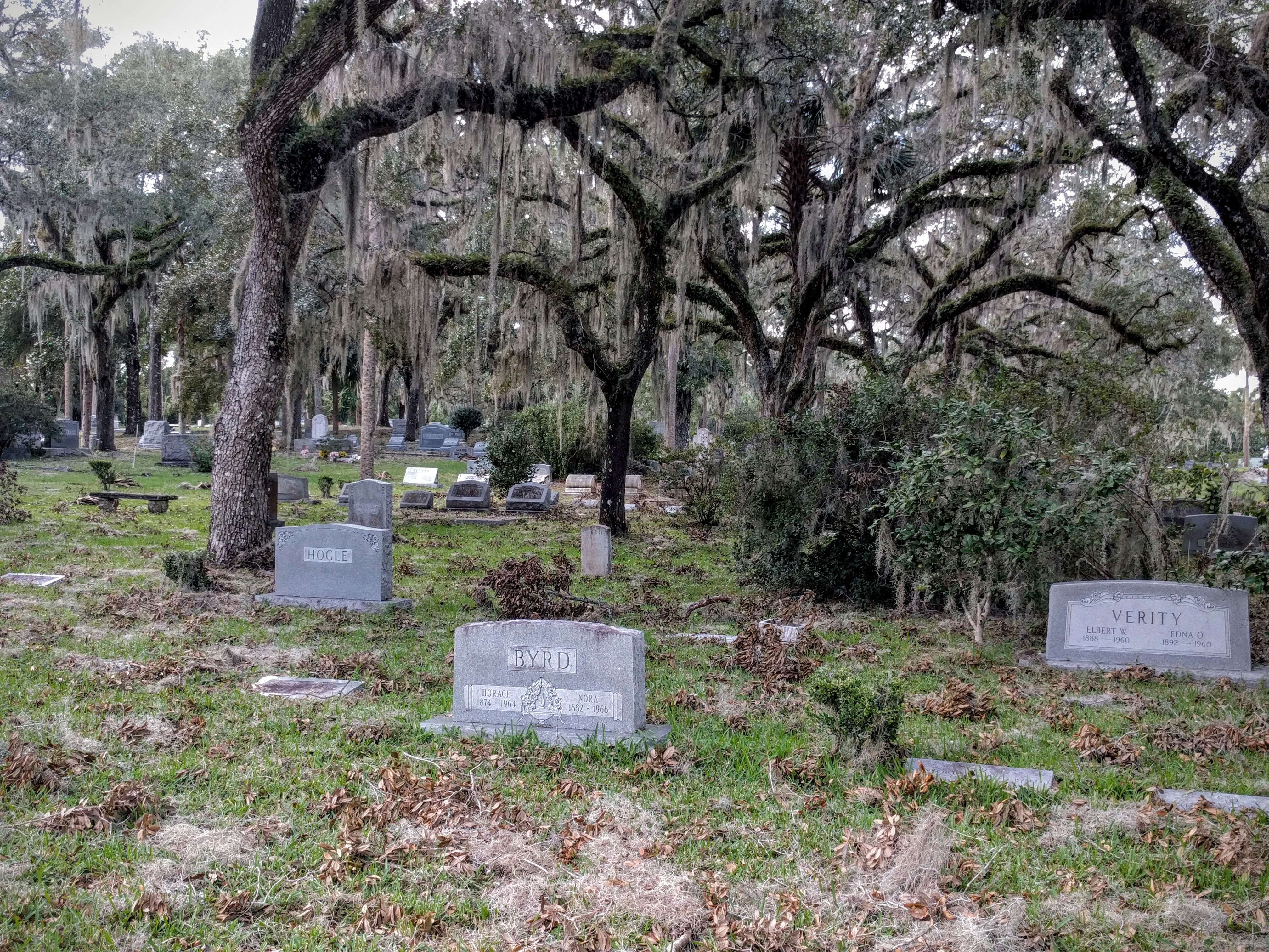 Oakdale Cemetery in DeLand, Florida - Find A Grave Cemetery