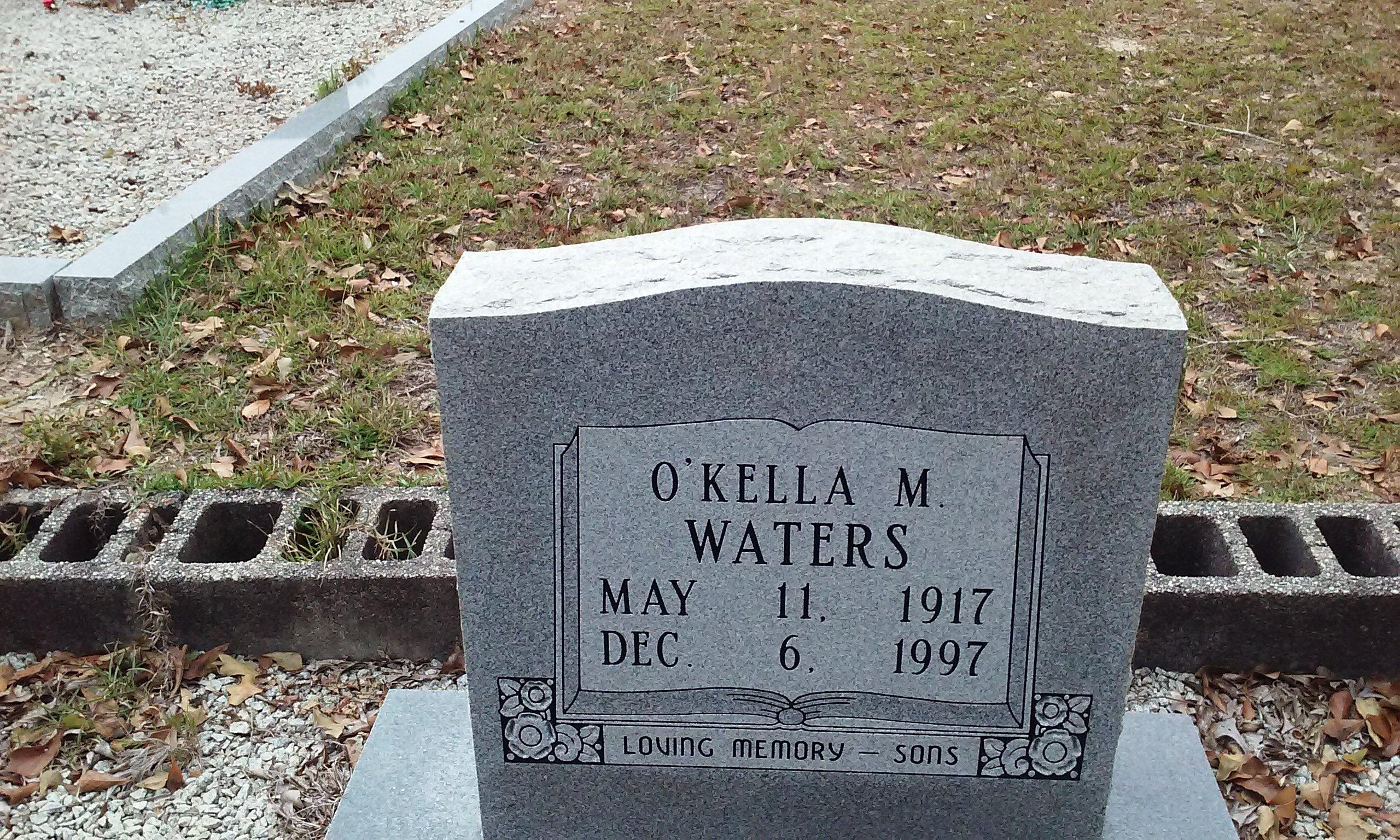 Linnie O'Kella <i>McLeod</i> Waters