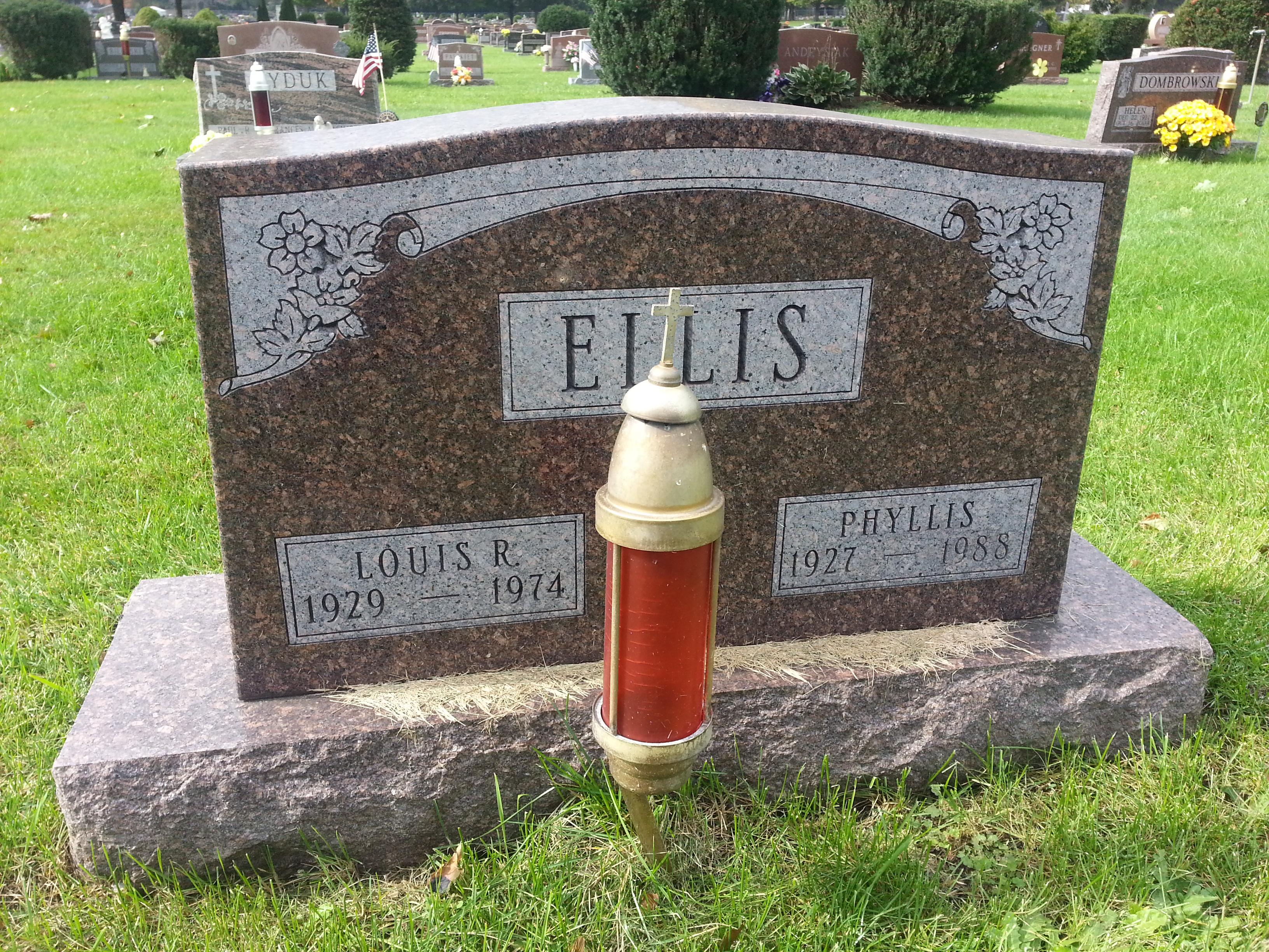 Phyllis A. <i>Manijak</i> Ellis