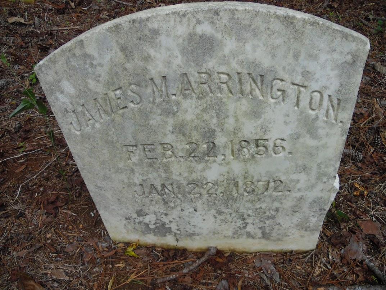 James Mann Arrington