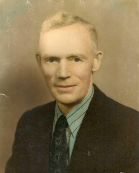 Albert Chester Bert Enyeart
