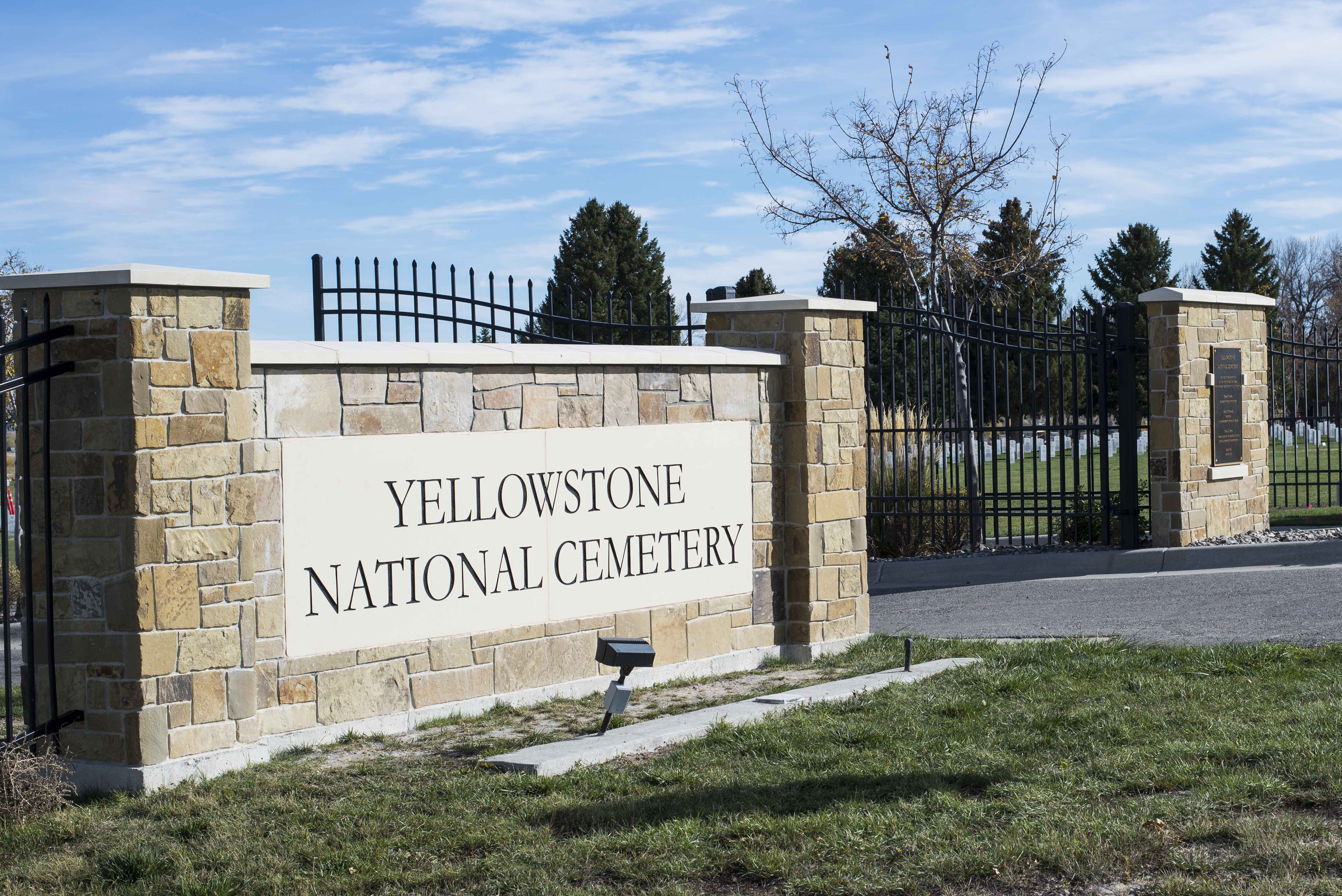 Yellowstone National Cemetery