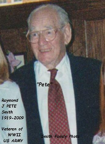 Raymond J. PETE Smith