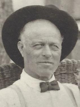 Clark Buchanan Buck Hinson