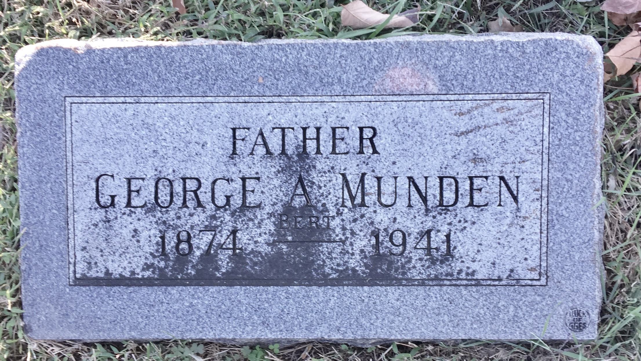 George Albertson Munden