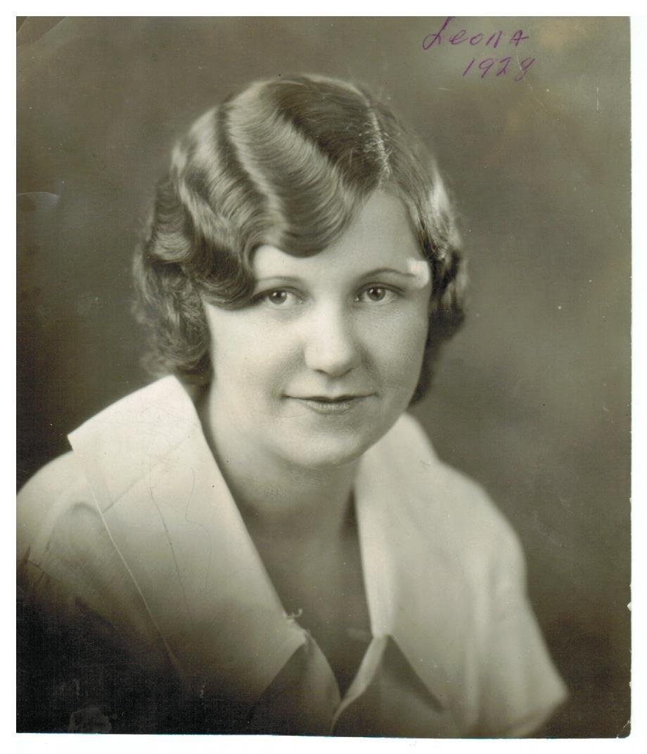 Leona Millie Daw Comstock (1902-2002) - Find A Grave Memorial