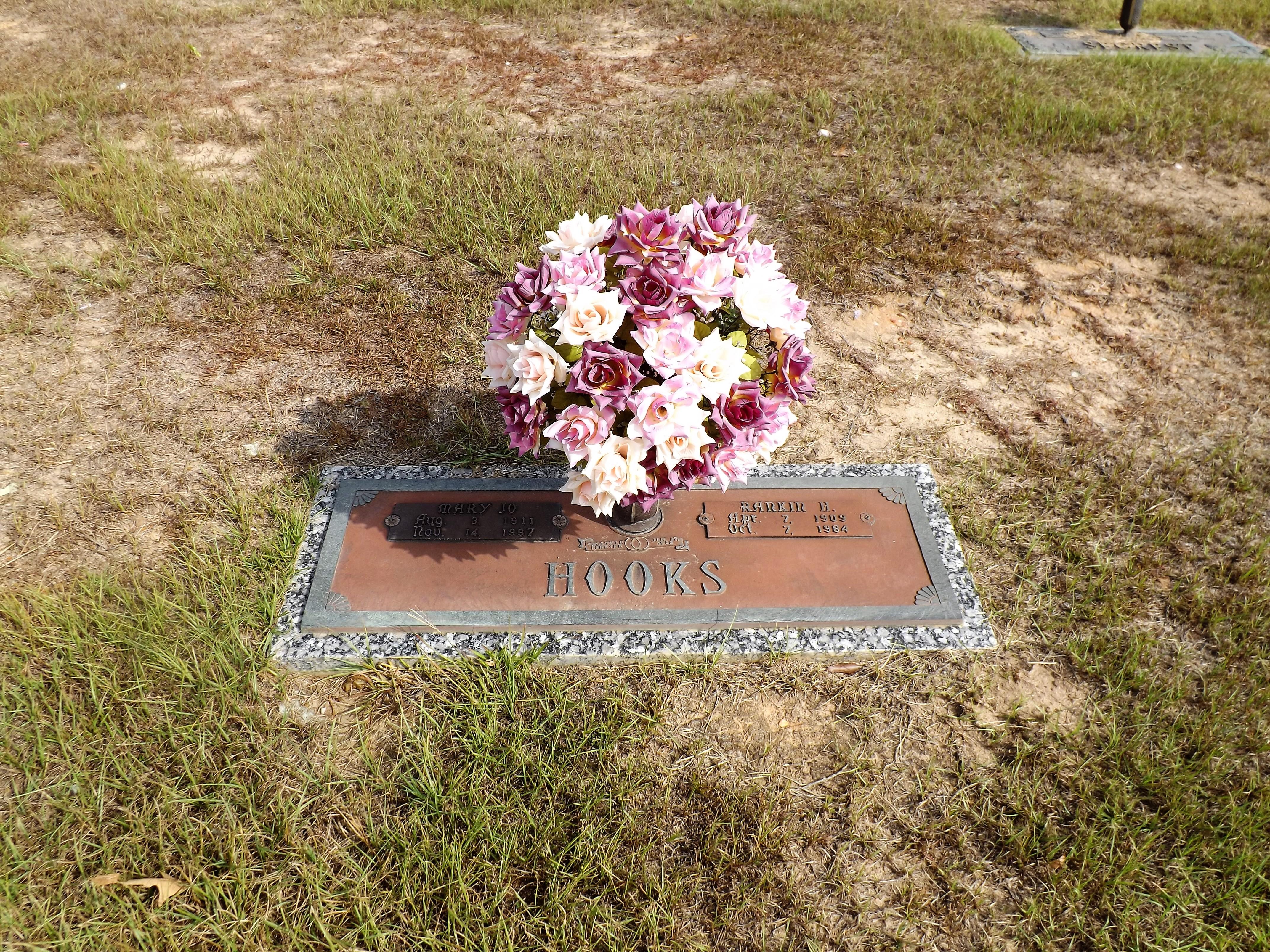 Rankin H. Hooks (1909-1984) - Find A Grave Memorial
