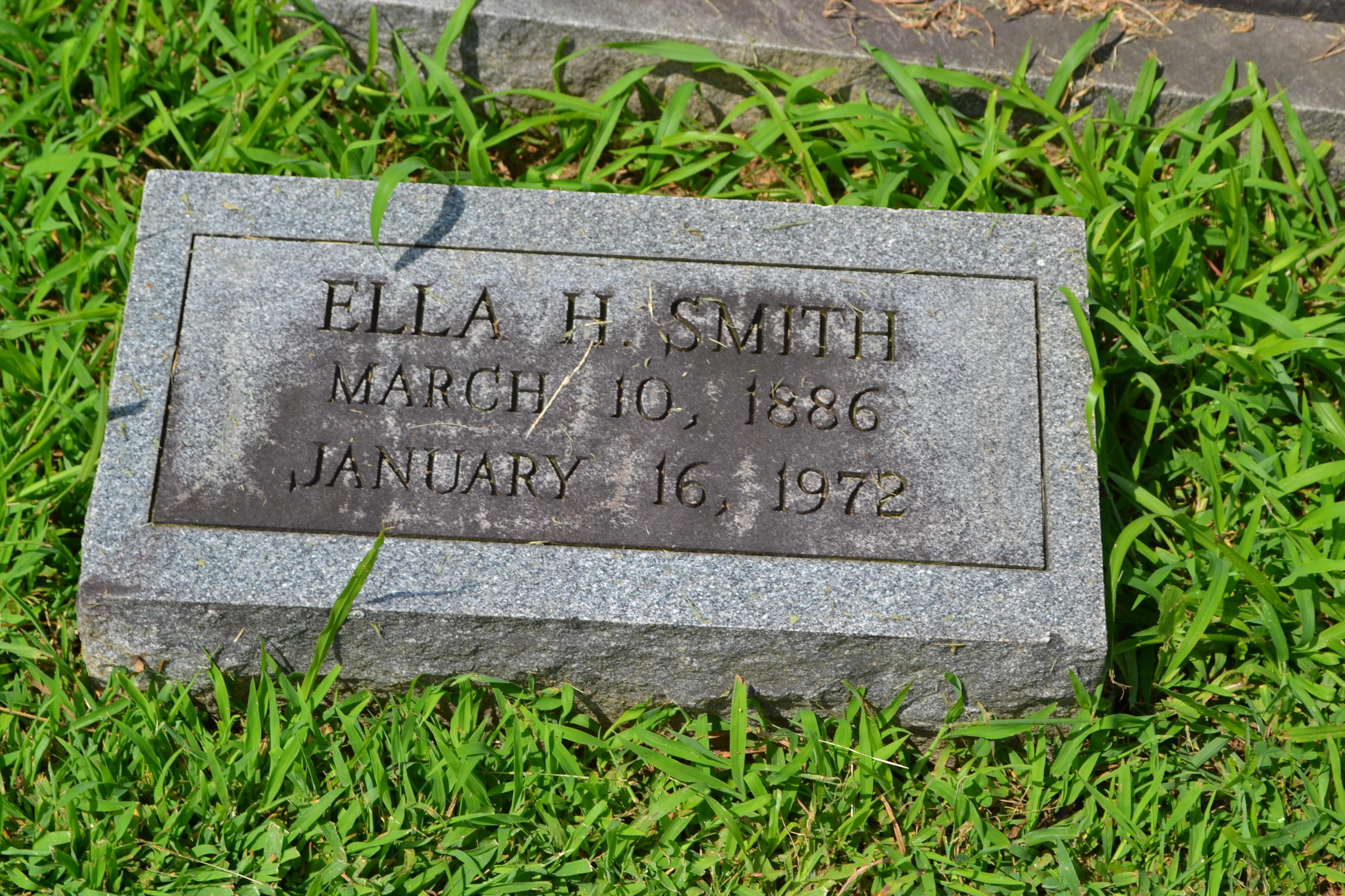 Ella H Smith