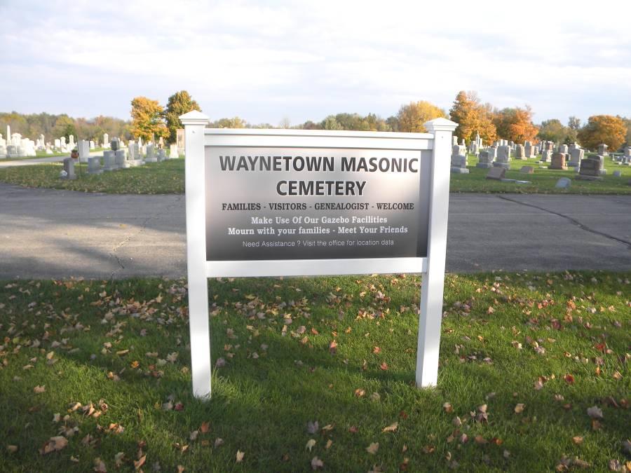 Waynetown Masonic Cemetery