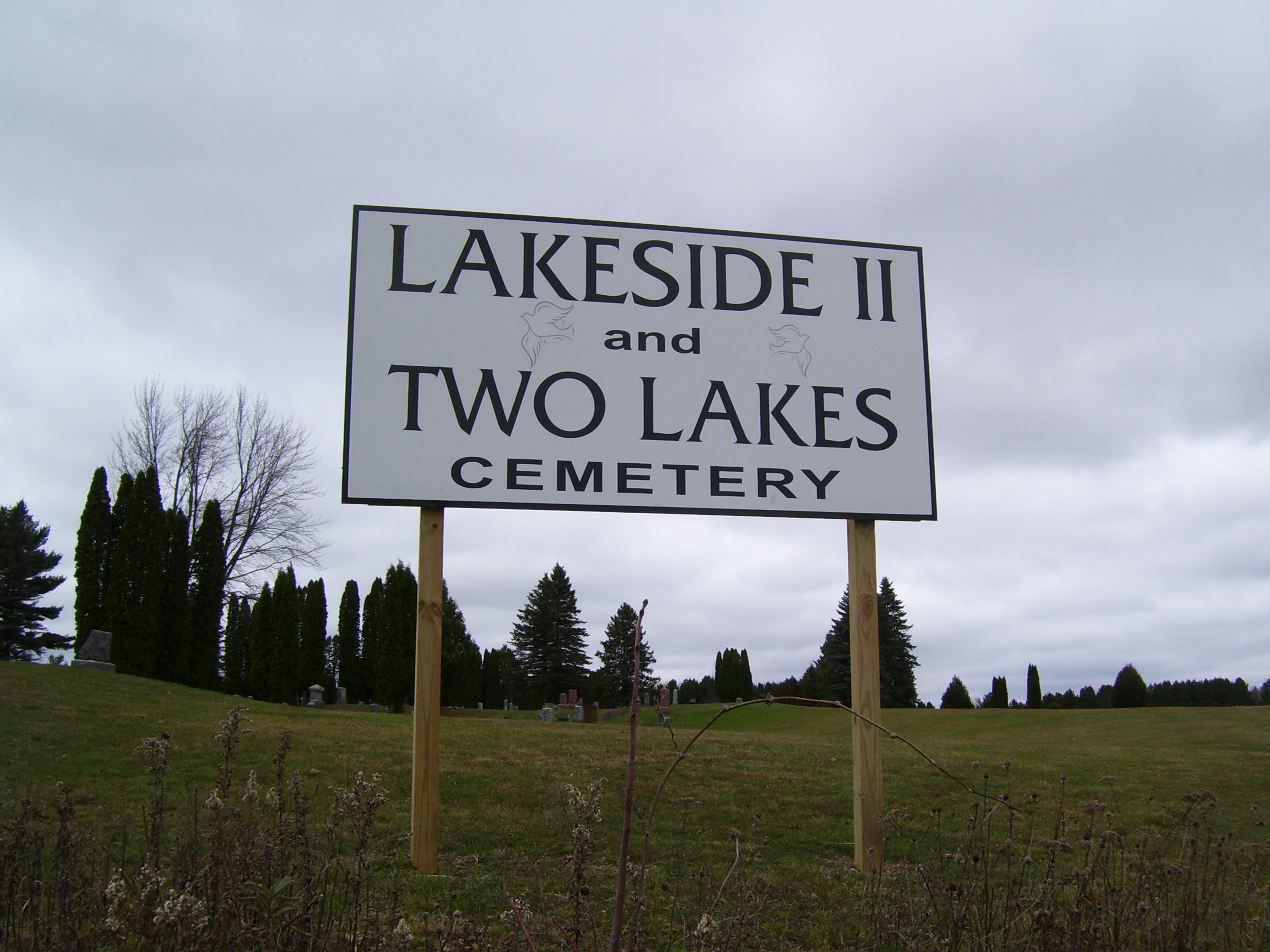 Two Lakes Cemetery