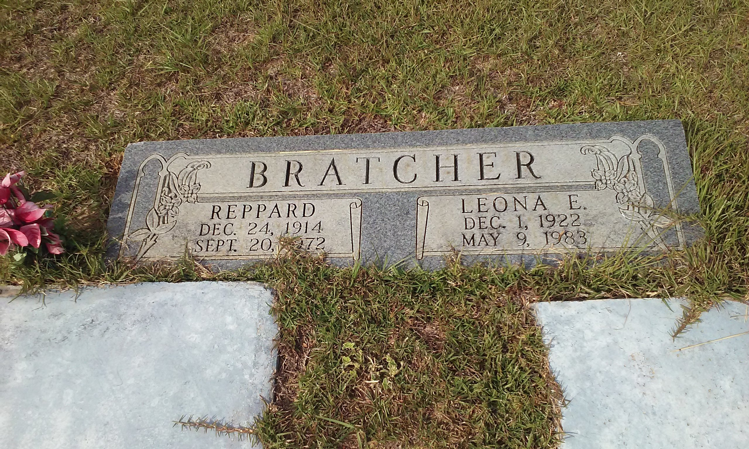 Leona <i>Bullard</i> Bratcher