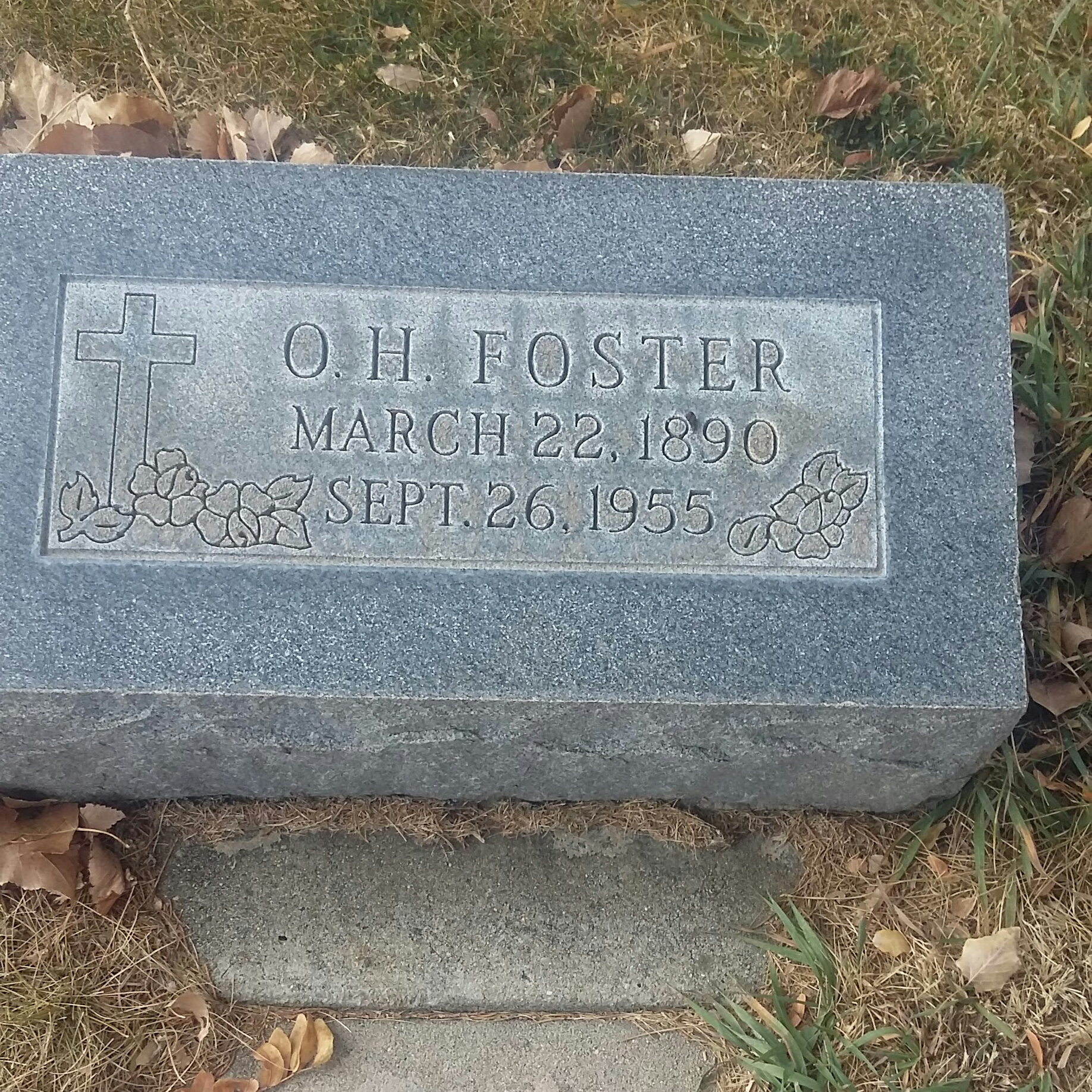 Otto Harrison Harry Foster