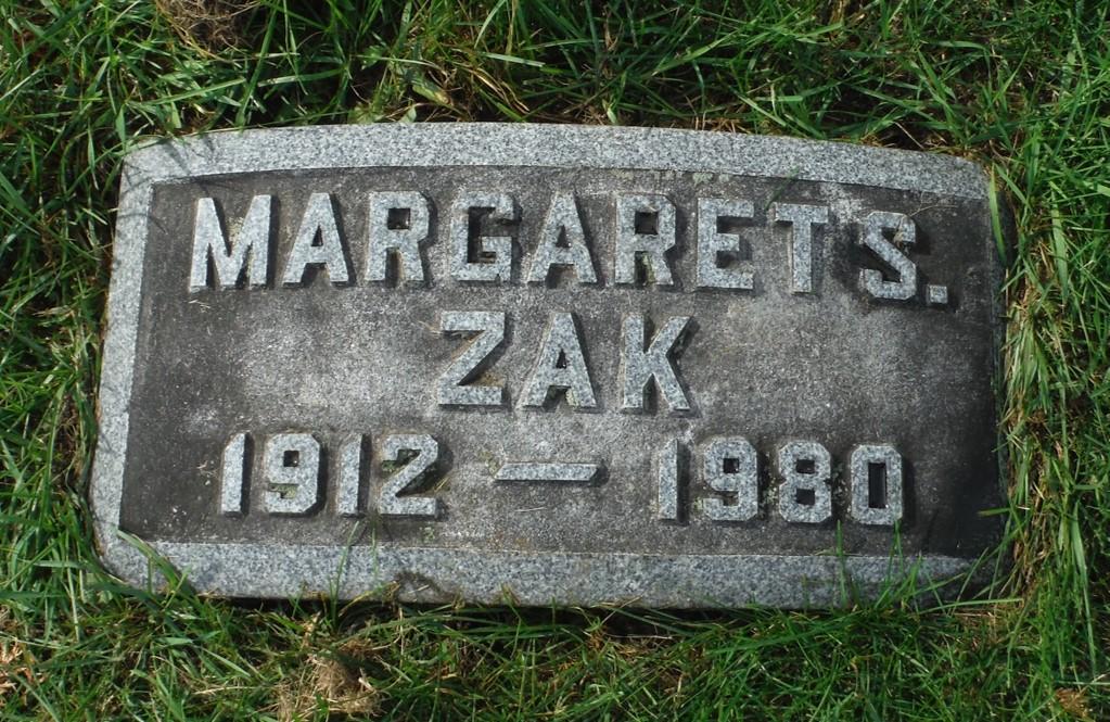 Margaret <i>Seippel</i> Zak