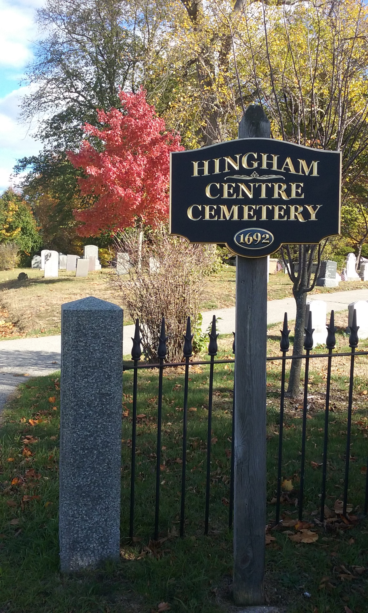 Hingham Center Cemetery