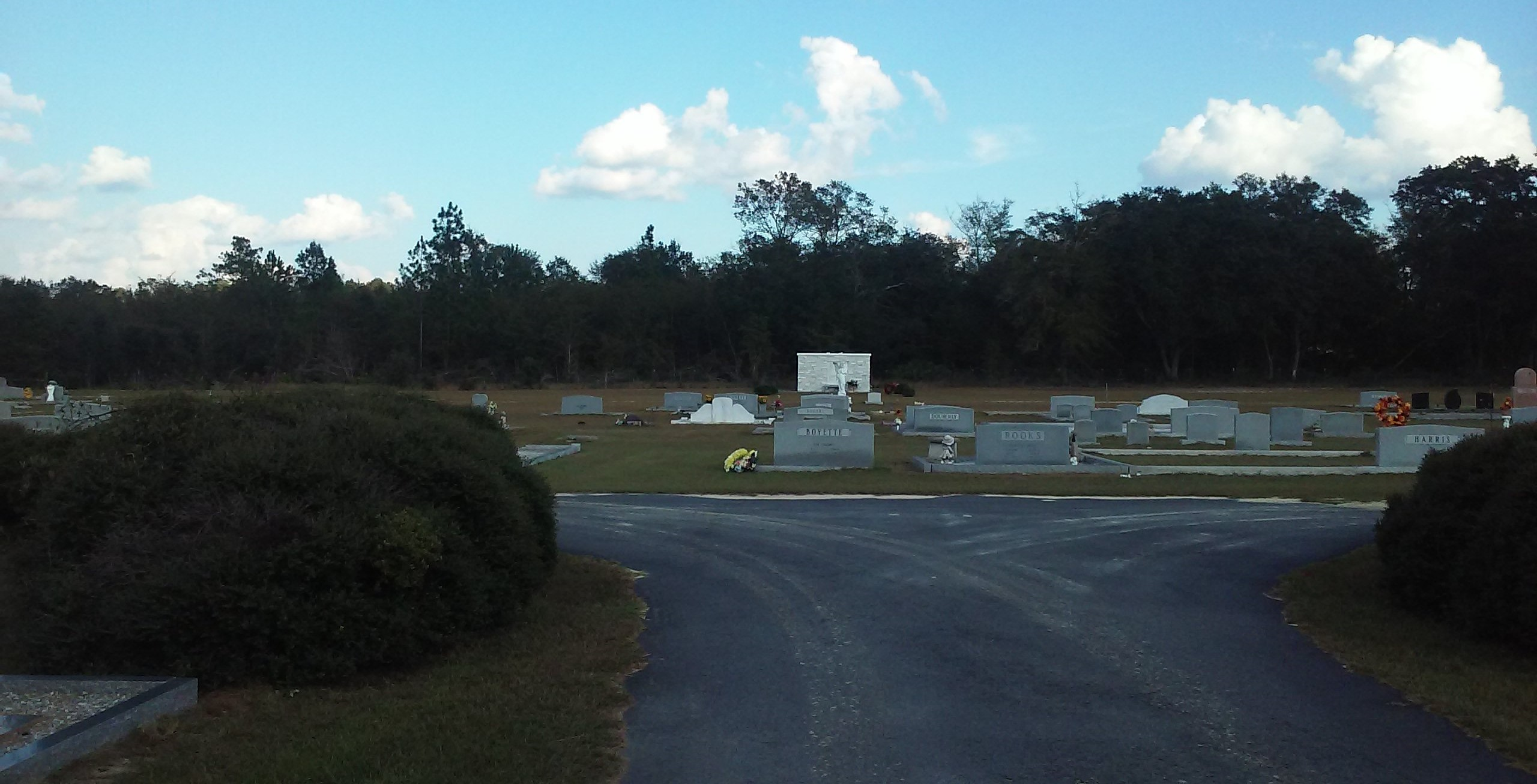 Screven City Cemetery