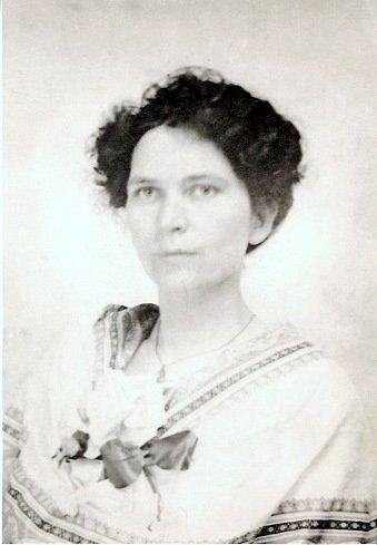 Annie Elizabeth <i>Cornelius</i> Bishop