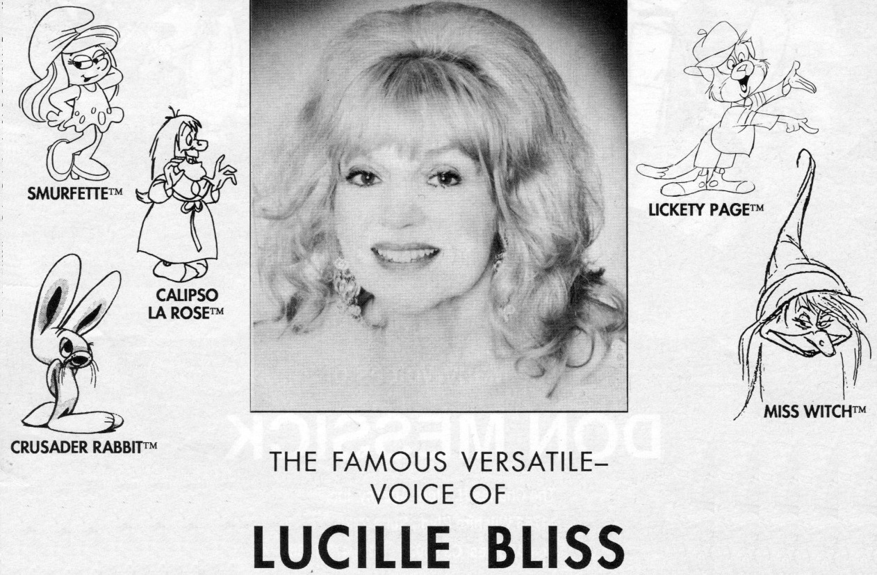 Lucille Bliss
