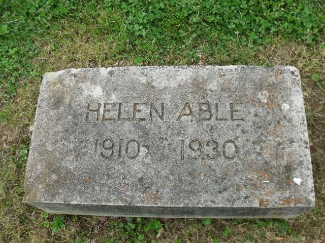 Helen <i>Jackson</i> Abel