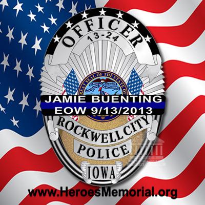 Jamie Daniel Buenting