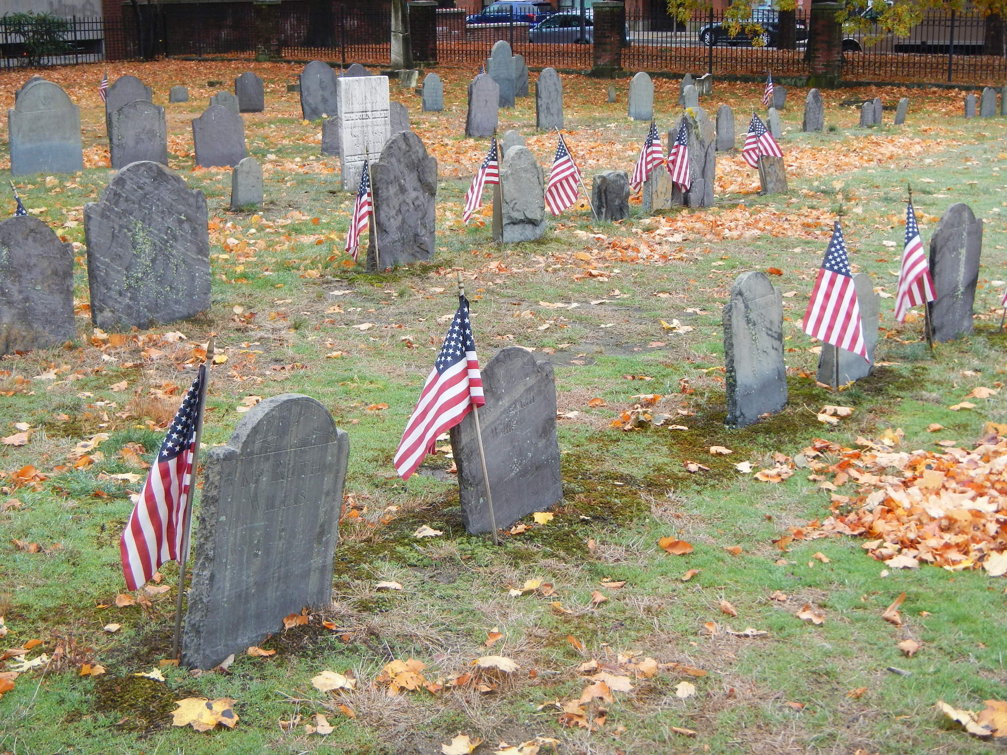 Salem Street Burying Ground