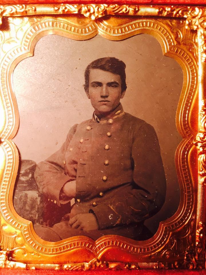 Capt William Montgomery Forrest