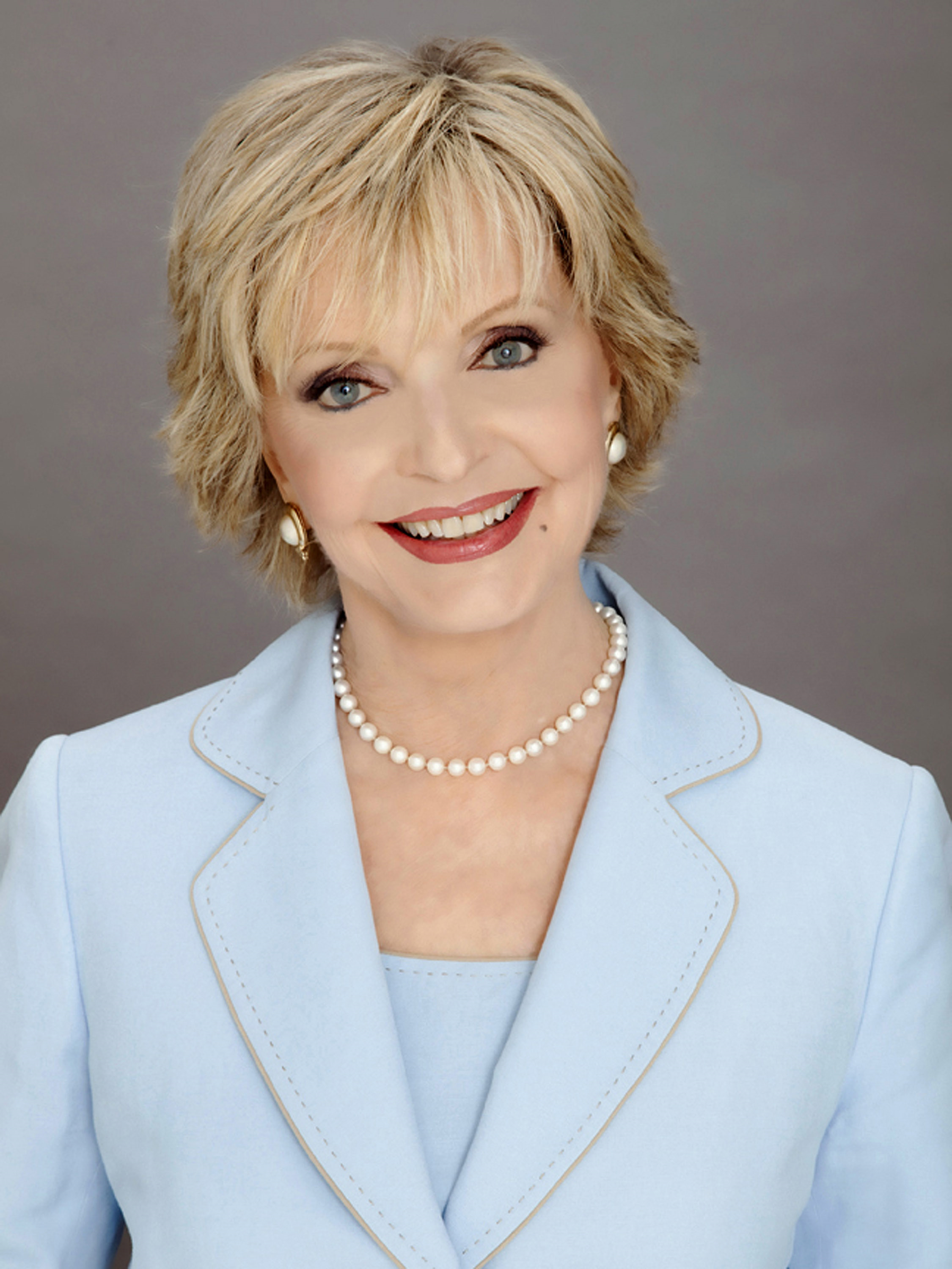 Florence Henderson born February 14, 1934