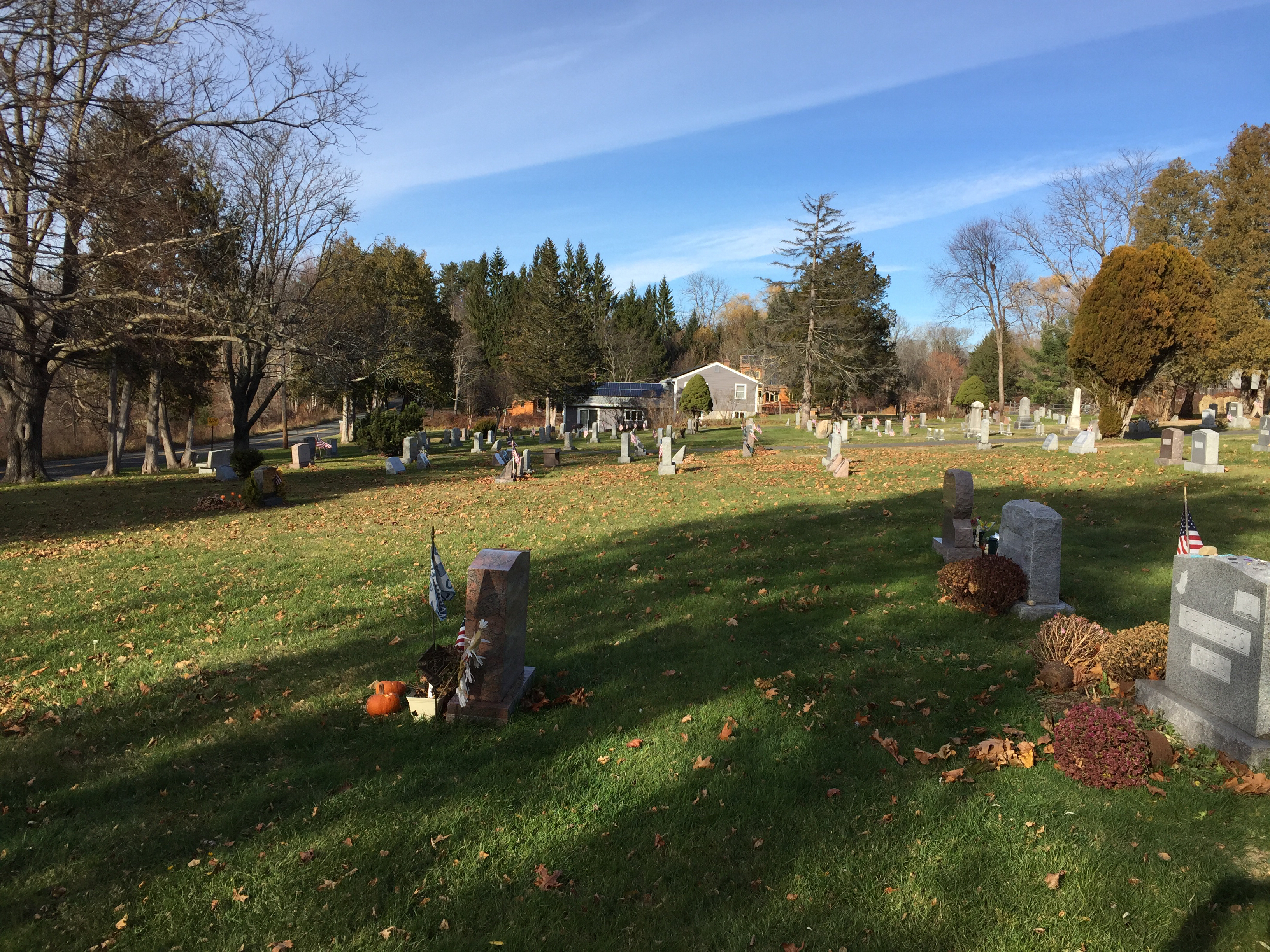 South Amherst Cemetery