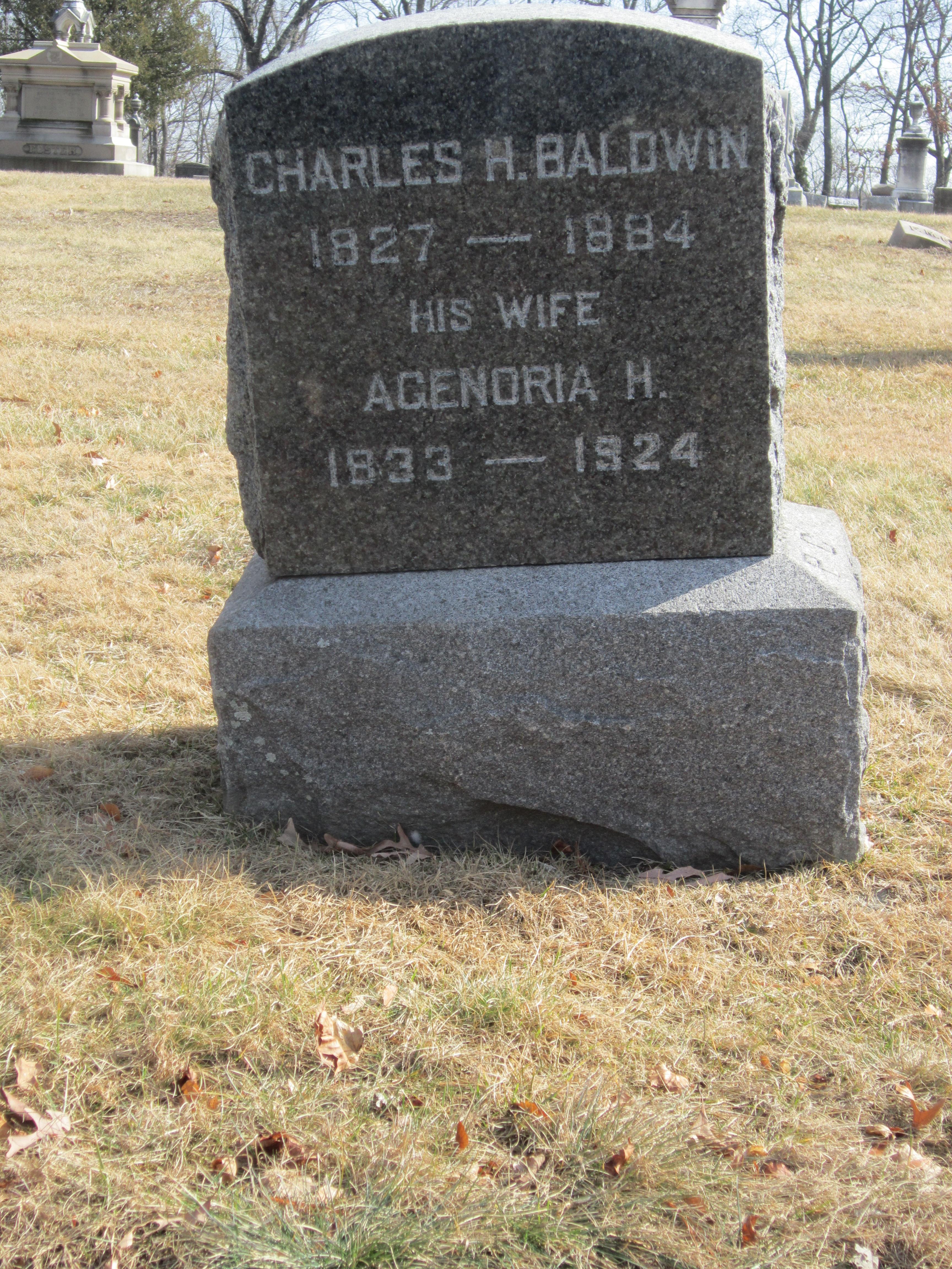 Agenoria H. Baldwin