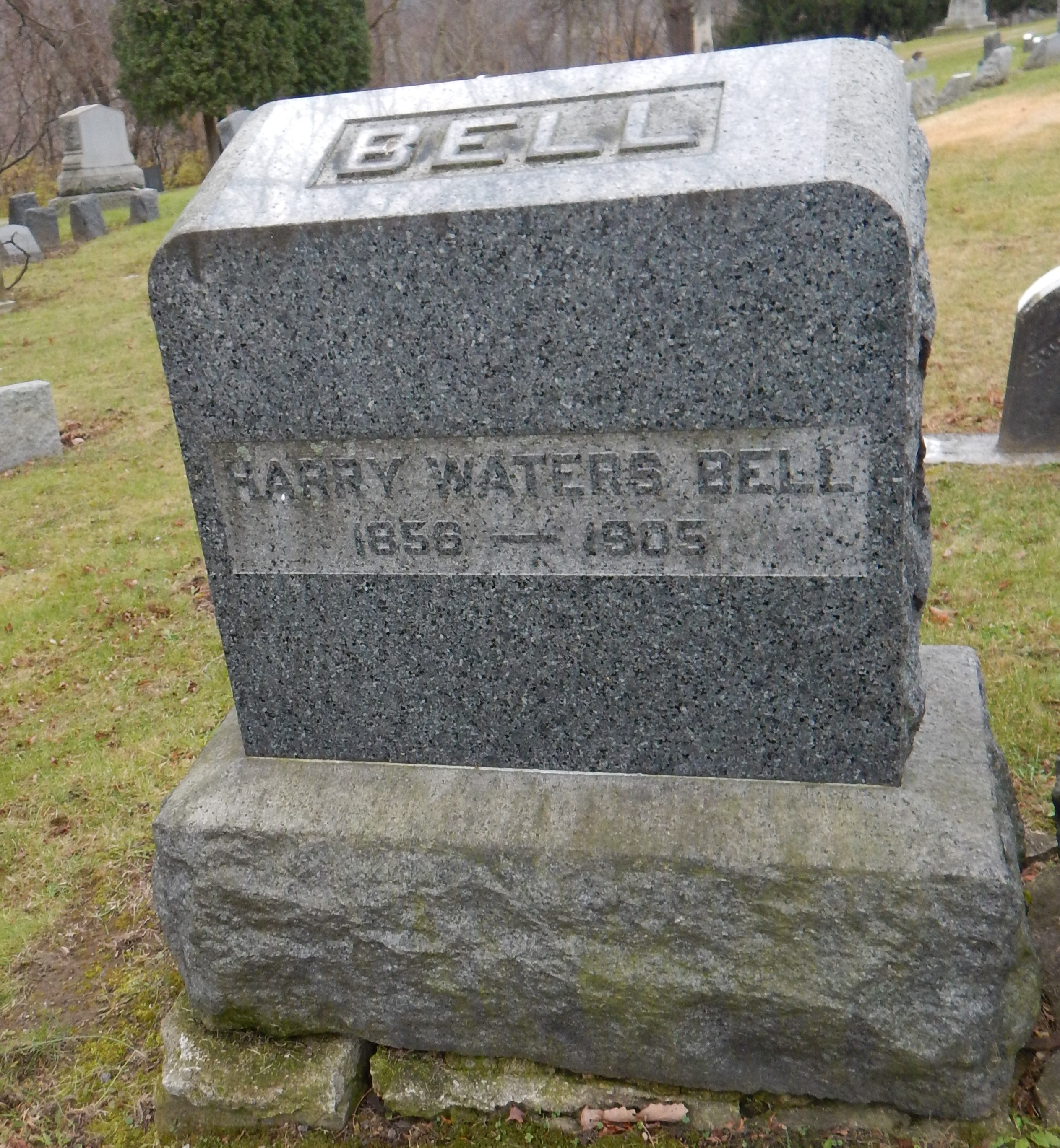 Harry Waters Bell