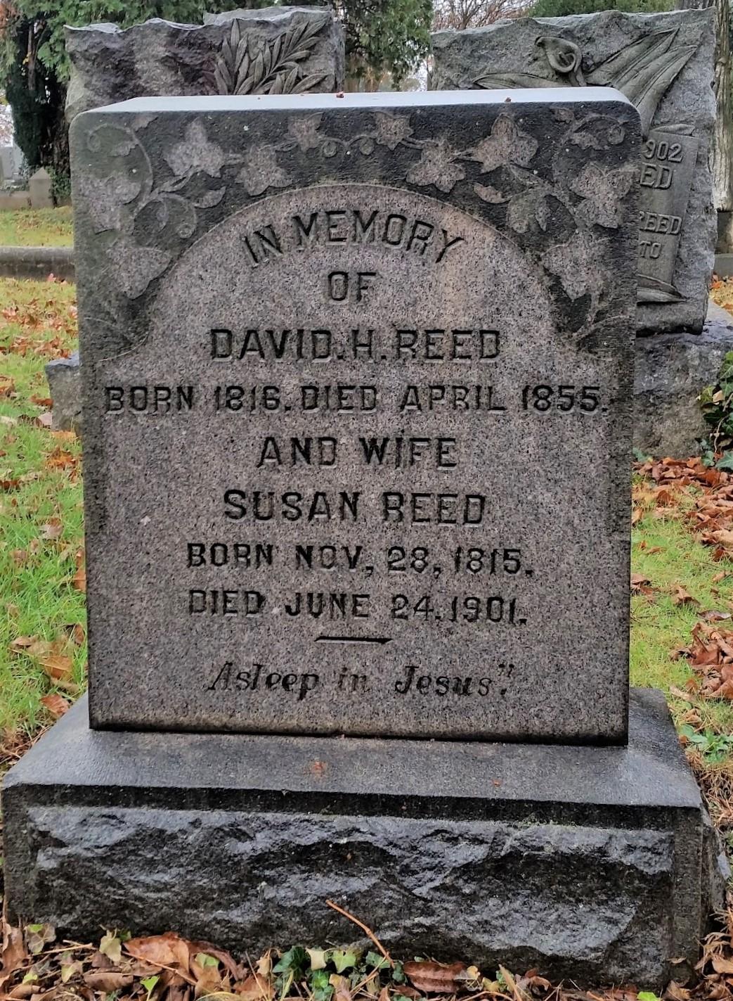 Susan <i>Bolton</i> Reed