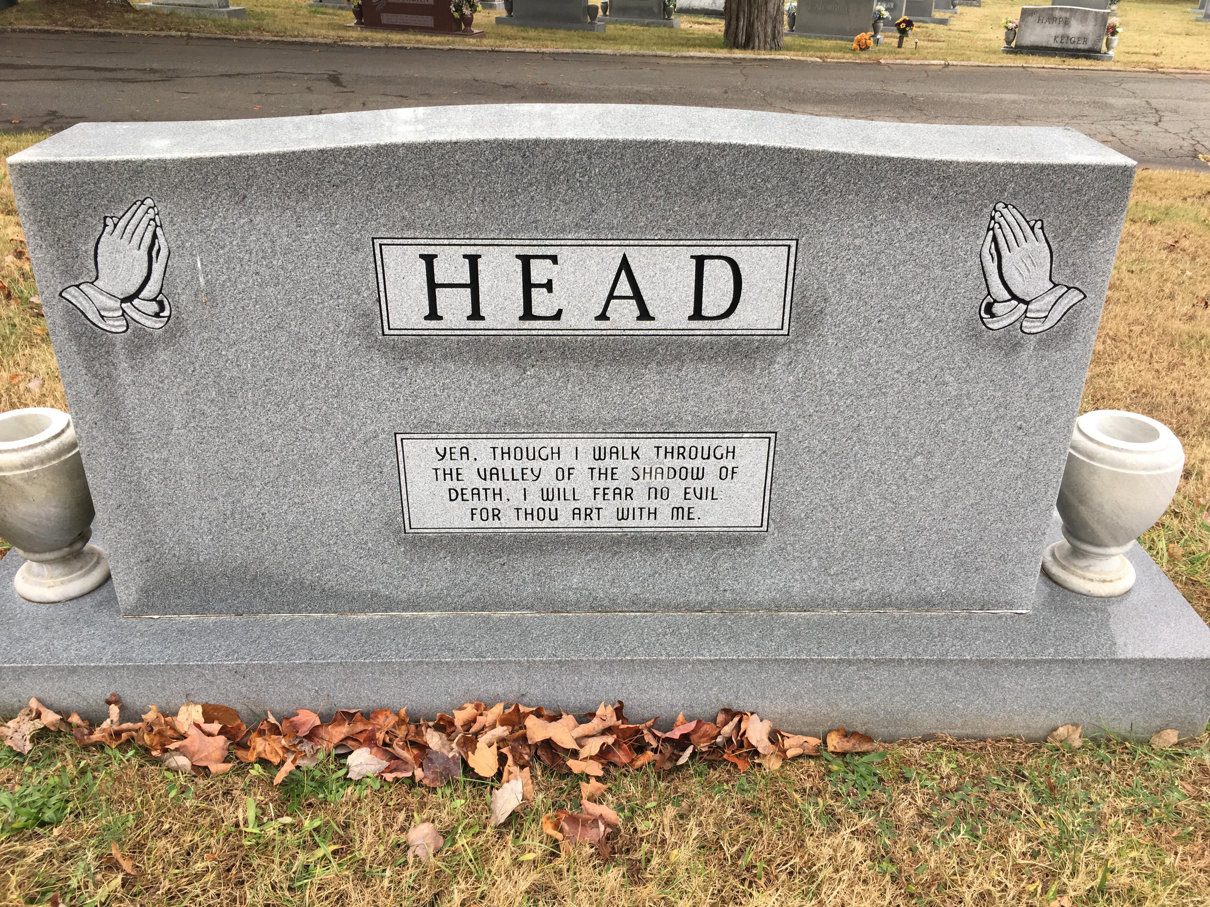 Treava White Head