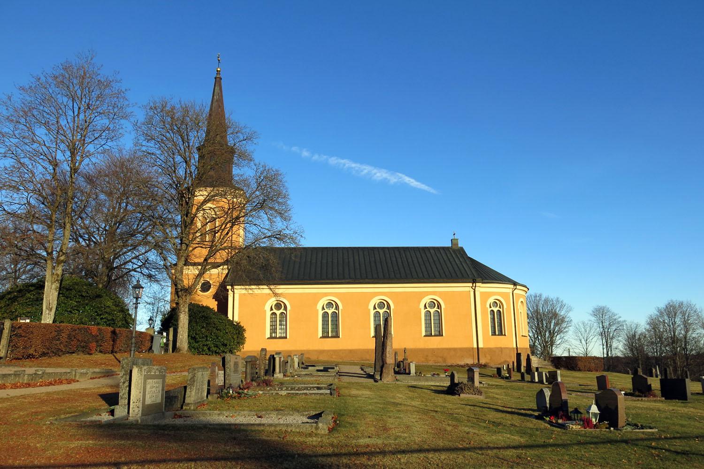Norra karps kyrkogrd in Bjarnum, Skne ln - Find A Grave