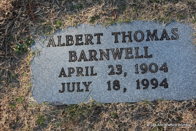 Albert Thomas Barnwell