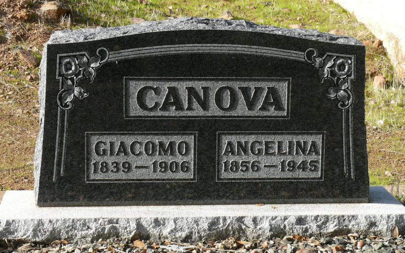 Giacomo Billy Canova