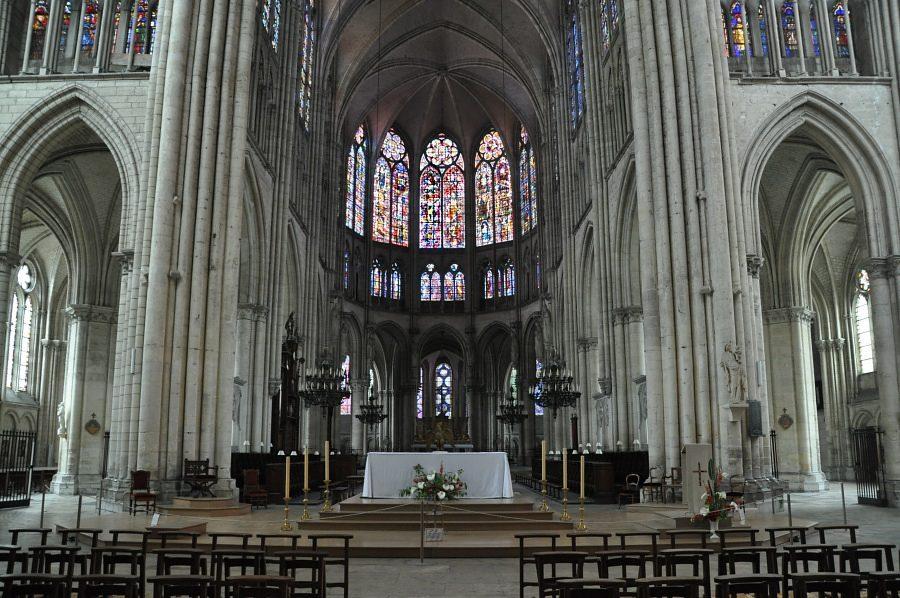 Cathedrale Saint-Pierre-et-Saint-Paul de Troyes