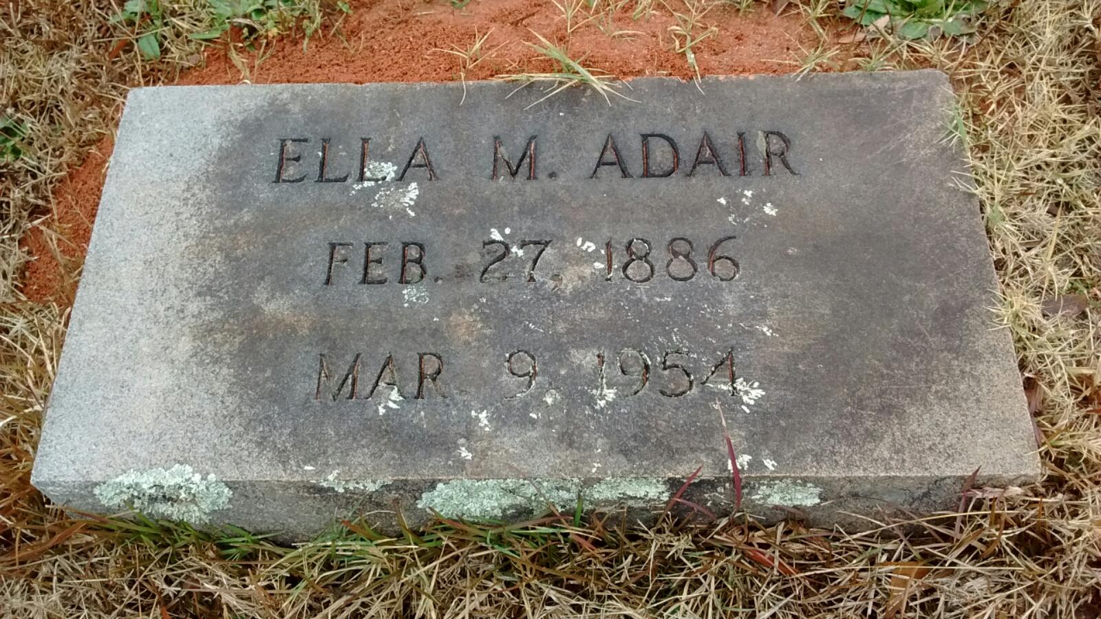 Ella Maude Adair